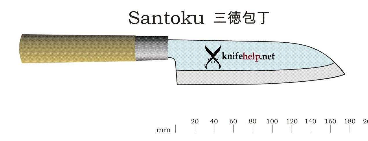 Нож Samura Bamboo SBA-0023 - длина лезвия 150мм